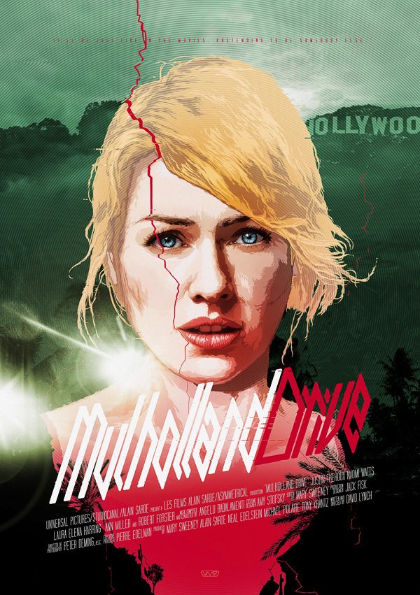 Movie Review - Mulholland Drive (2001) ~ Domestic Sanity