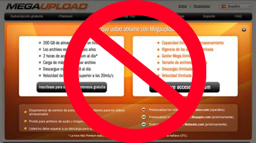 Megaupload Offline