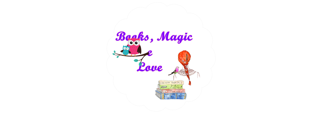 Books,Magic and Love