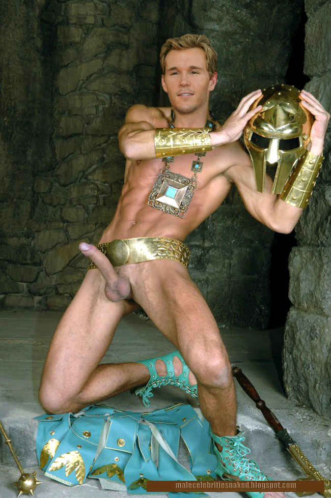 Greek Gods Naked 101