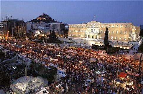 Ελλάδα: Η νέα δαιμονοποίηση της ανάληψης δράσης