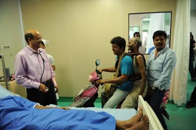 Nanban Movie Actor Vijay Jeeva Srikanth Shooting Spot Pictures film pics