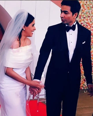 wedding album, asin and rahul sharma