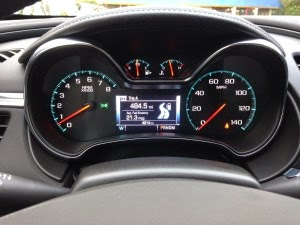 I fell in love with a cop car: A look at 2015 Chevrolet Impala fuel economy