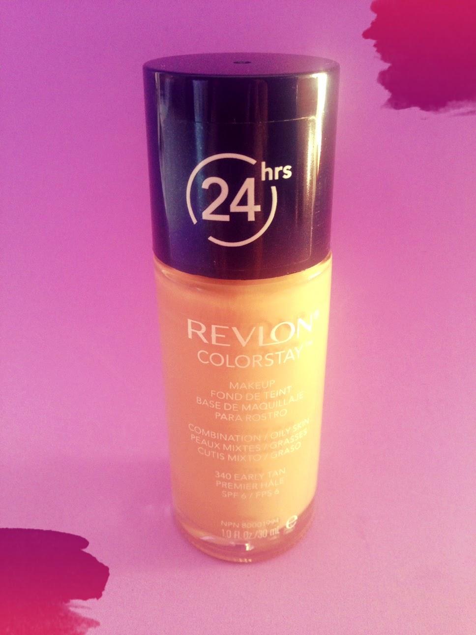 Revlon Colorstay Base De Maquillaje 24 Horas