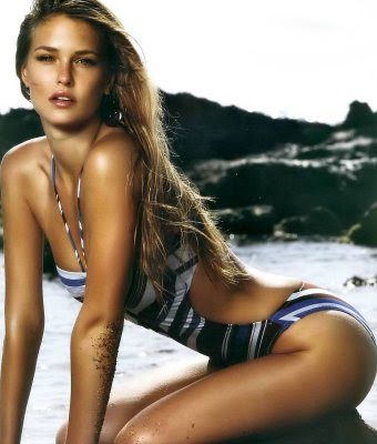 "Bar Rafaeli Bikini Model ""Maxim"""