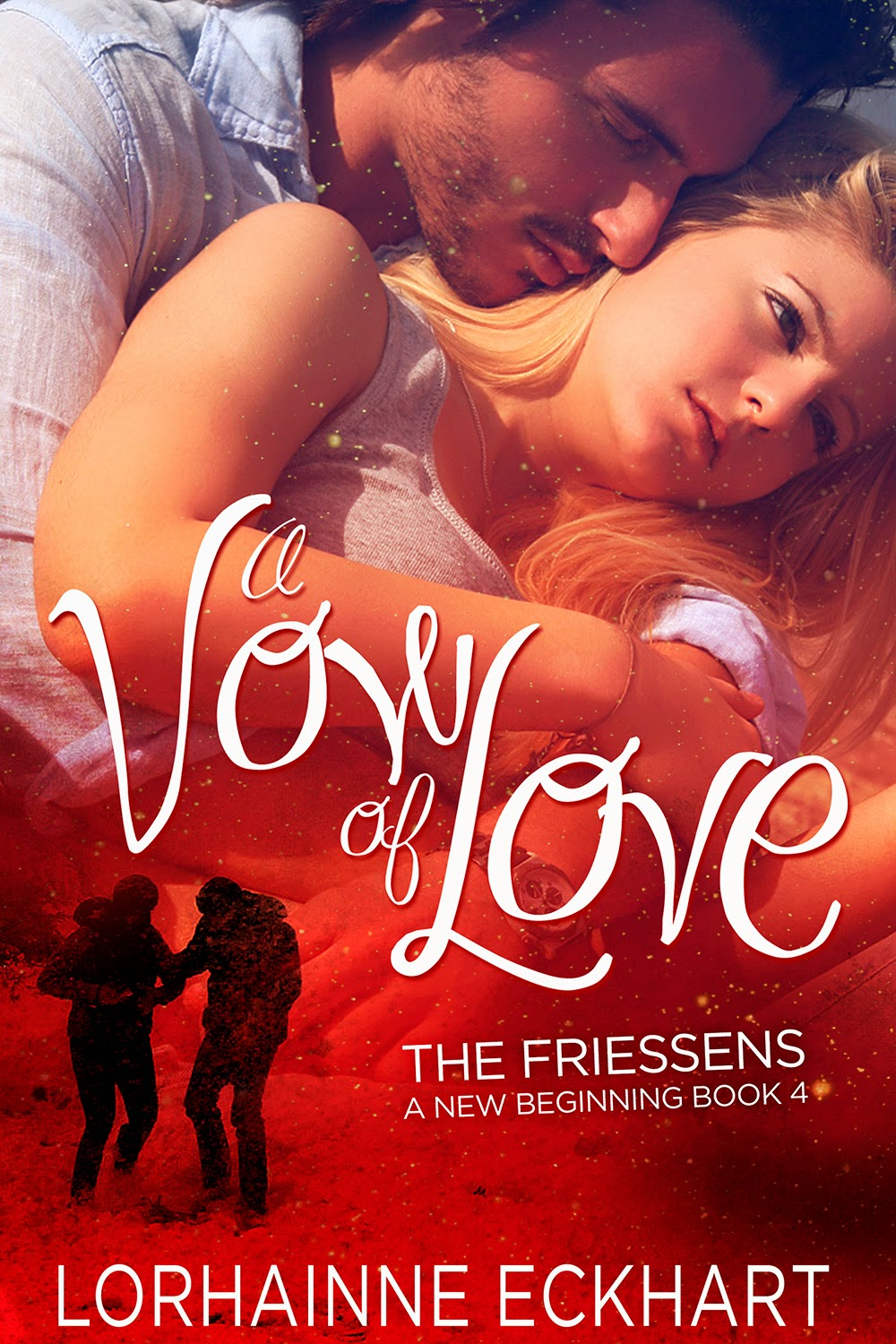 A Vow of Love, A Friessen Family Christmas