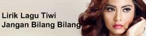 Lirik Lagu Tiwi - Jangan Bilang Bilang