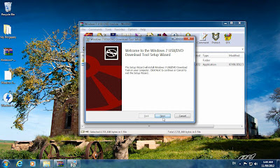 Install Windows 7 using USB Drive