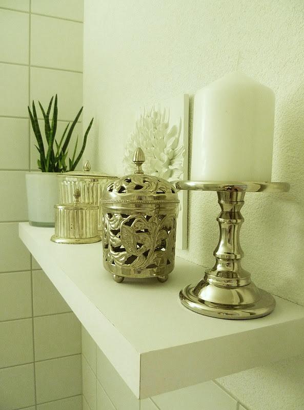 Lush interiors dekoration f rs badezimmer for Dekoration badezimmer