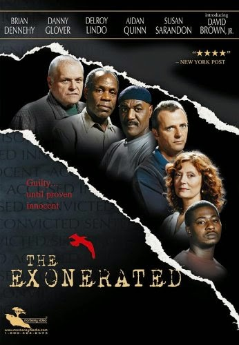 The Exonerated DVD