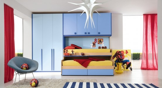 25 cool kids bedroom designs ideas by zg group modern house plans