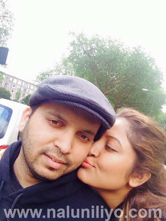 Lochana Imashi Kiss boyfriend Lasantha Nawarathna