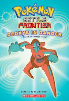 bookcover of Pokémon:DEOXYS IN DANGER