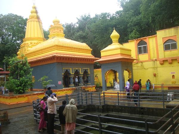 Nasarapur Mahadev temple nishigandh chavan