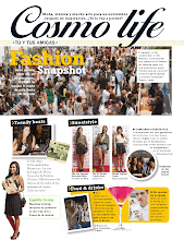 SALIMOS EN COSMOPOLITAN (NOVIEMBRE 2012)