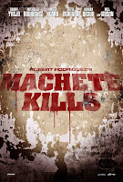 machete kills new teaser poster