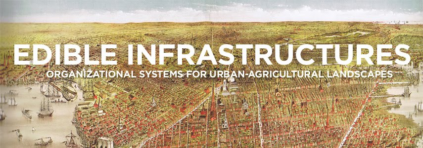 Edible Infrastructures