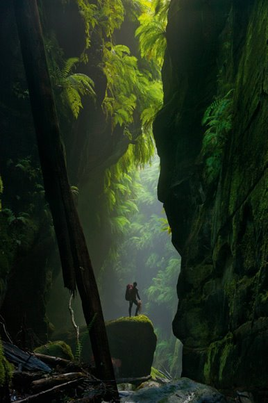 Claustral Canyon - Australia