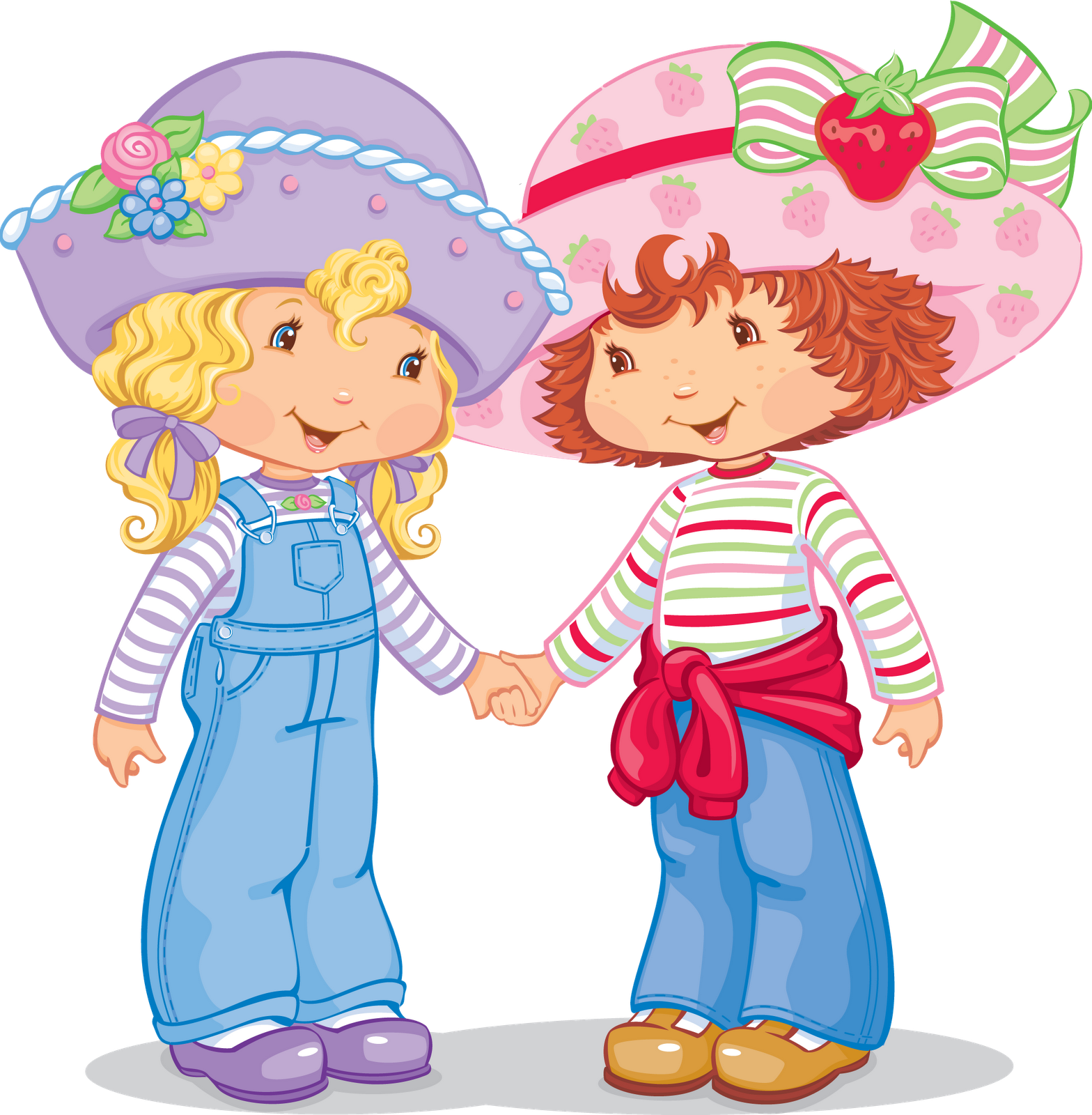 Cartoon Characters: Strawberry Shortcake