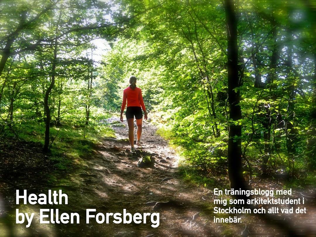 Health by Ellen Forsberg - En hälso- och träningsblogg
