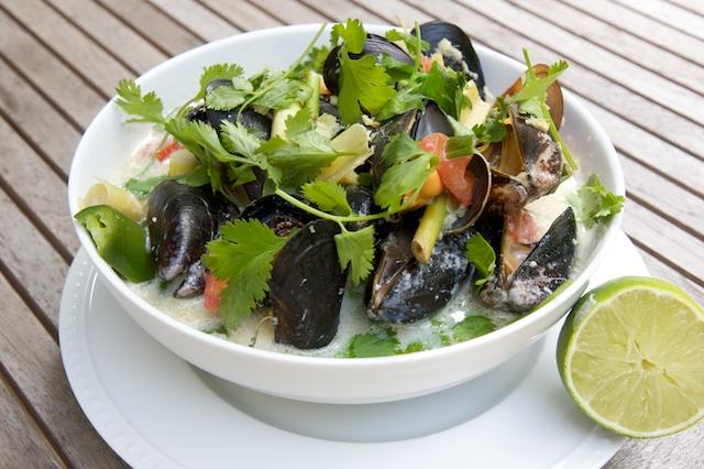 IIMS - Asean - Thailand: Thai - Thai Steamed Mussels