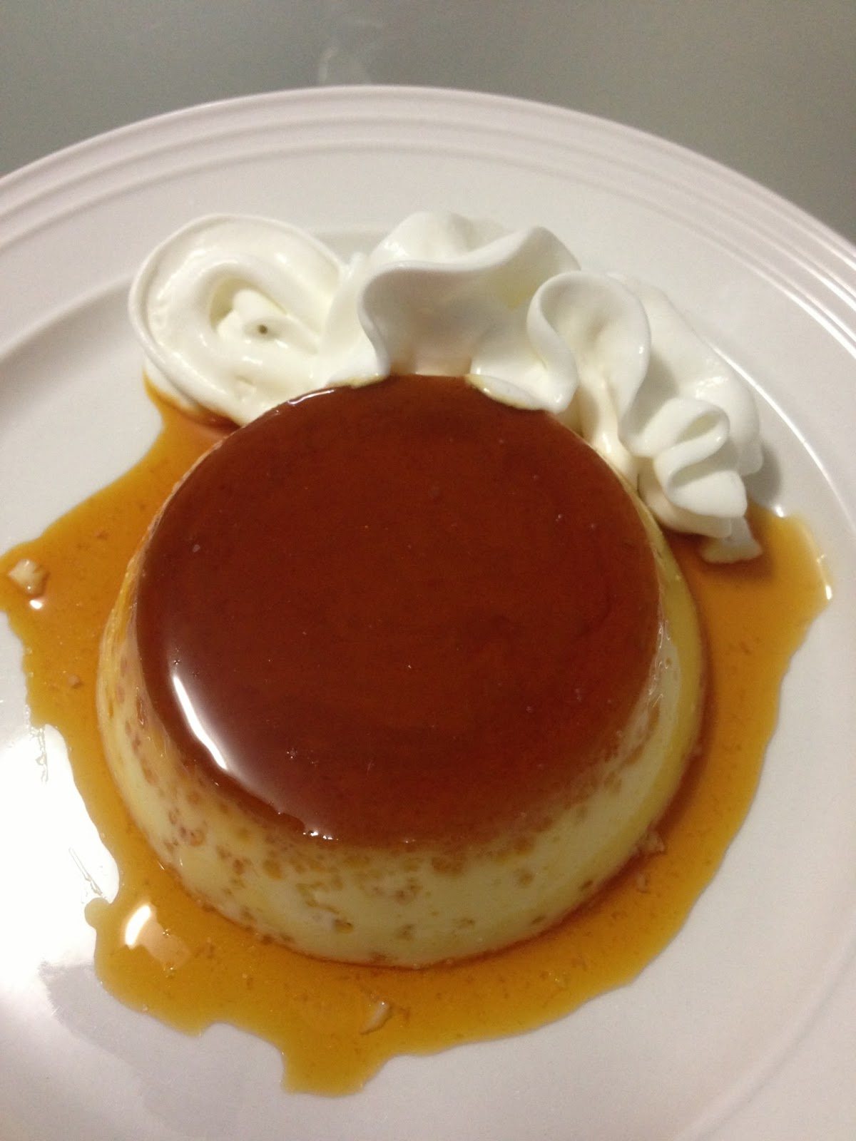 caramel custard caramel pudding recipe 2 caramel custard a custard ...