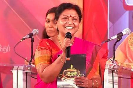 ARAM SEIVOM – Prof.Jayanthasri Balakrishnan Episode 76| Vendhar TV