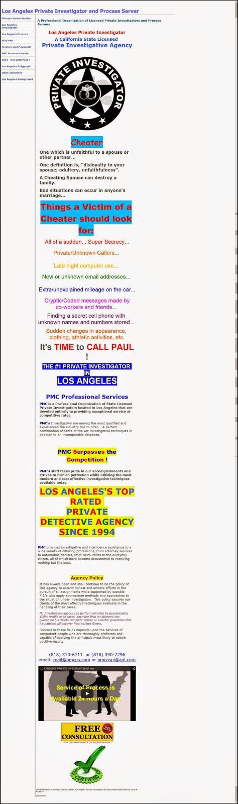 Lie Detector & Polygraph Los Angeles