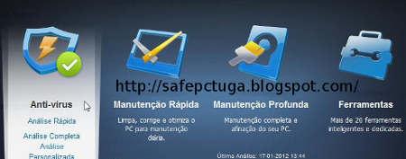 Baixar Advanced System Care com Antivirus 2013