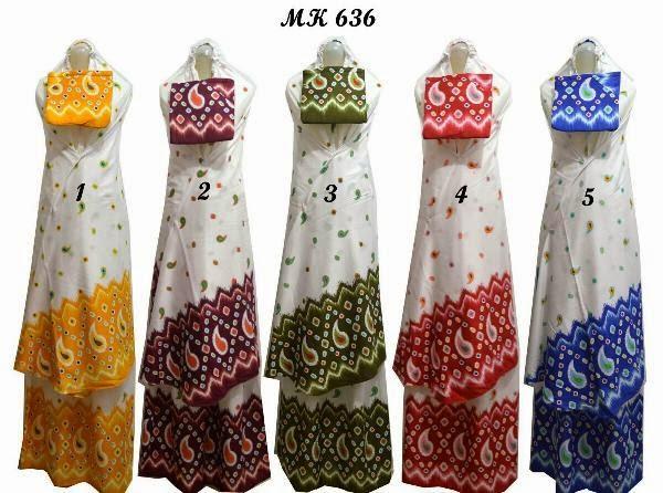 Mukena Batik SPM 101
