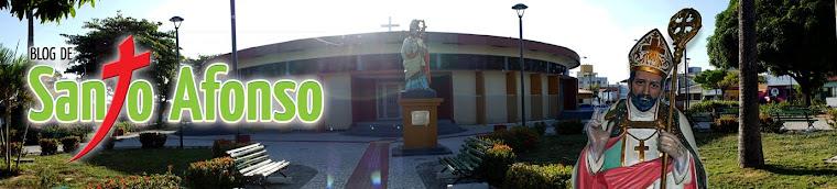 Paróquia Santo Afonso Maria de Ligório