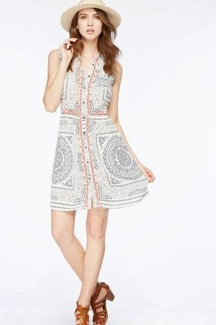 Pepe Jeans Florra Boho Shirt Dress