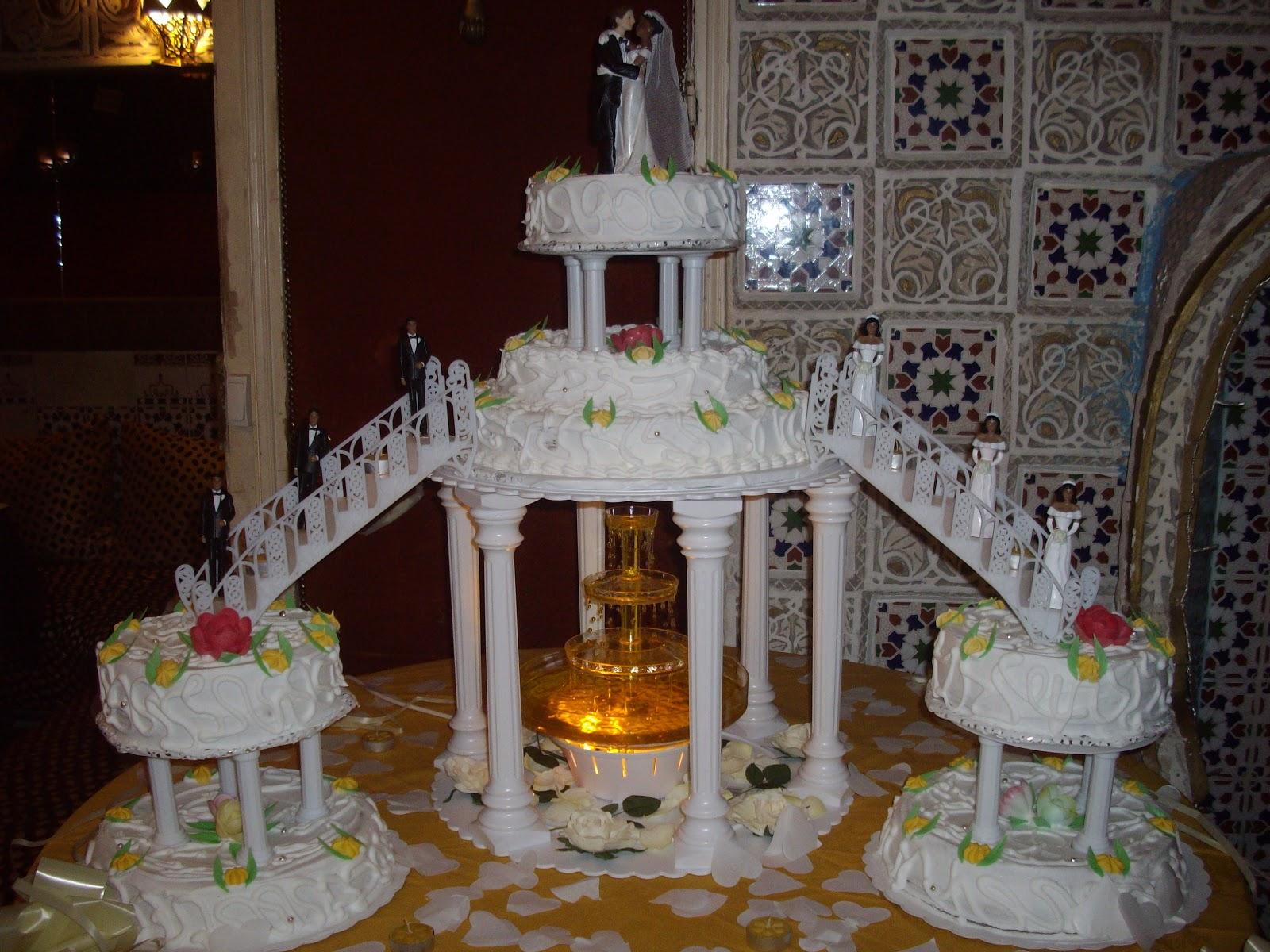 La Pâtisserie de Brunette: Gâteaux de mariage