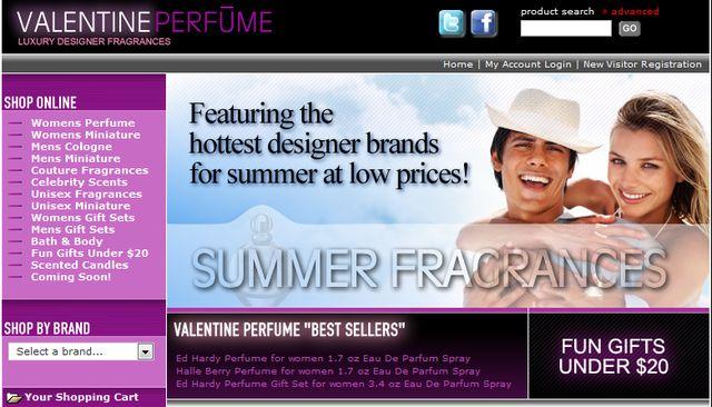 ValentinePerfume.Com