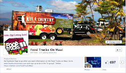 Food Trucks On Maui Facebook Page