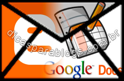 usar google docs no blogger