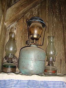 Lampião de Gás, lampião de gás...