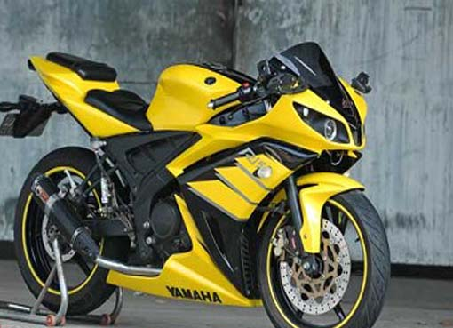 Gambar Modifikasi Yamaha V-Ixion Full Fairing title=