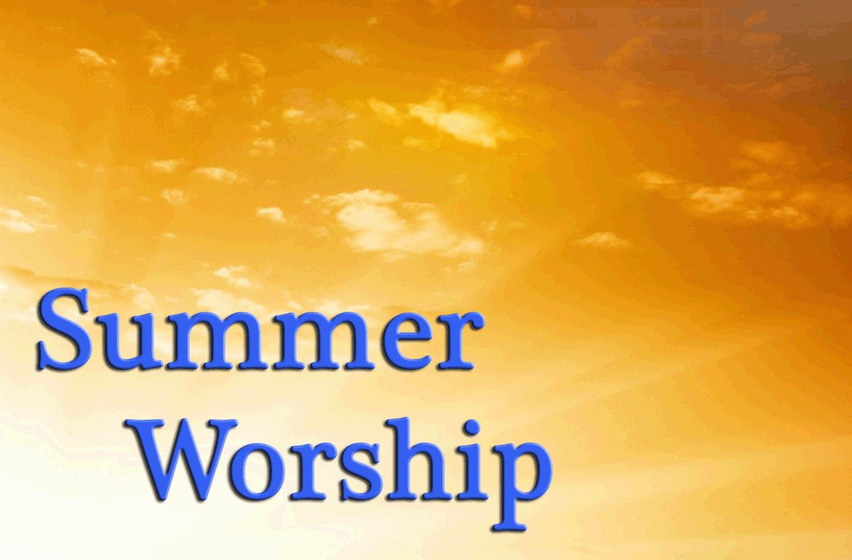 LadyDpiano: Summer Worship