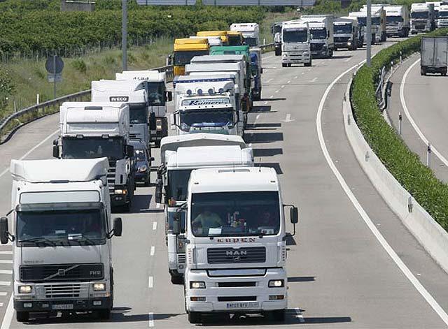 Resultado de imagen de transporte por carretera