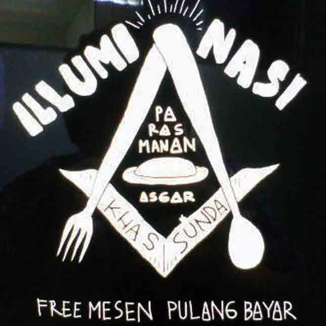 Lagi-lagi Simbol Iluminati Ditemukan
