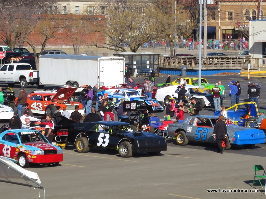 HOVER MOTOR COMPANY CARB Clyde Ellis RaceOn Car Show - Car show kansas city