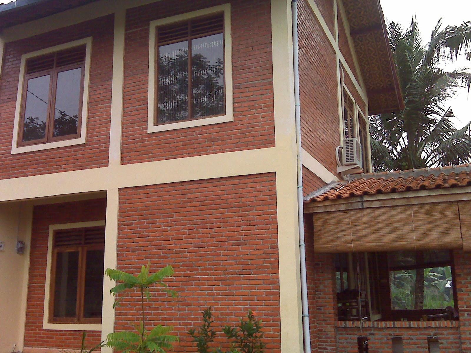 Keindahan Rumah Dengan Menggunakan Dinding Batu Bata Ekpose & Keindahan Rumah Dengan Menggunakan Dinding Batu Bata Ekpose ...