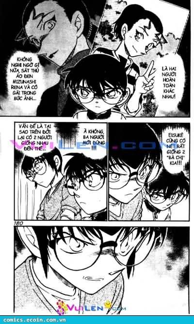 Detective Conan - Thám Tử Lừng Danh Conan chap 586 page 16 - IZTruyenTranh.com