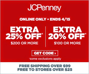 Coupons for JC Penney