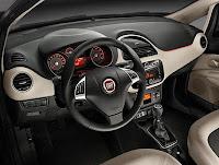 Fiat Linea 2014 interior