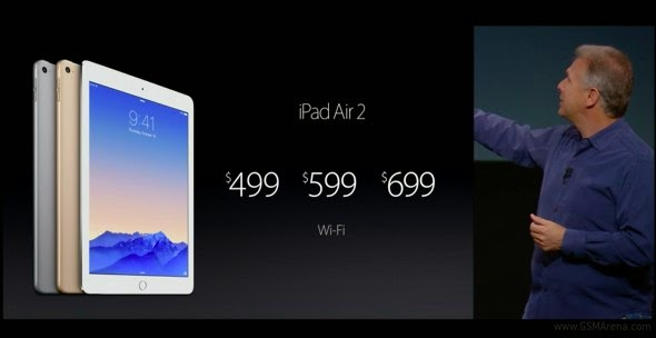 Apple introduced iPad Air 2: thinner and more powerful 2