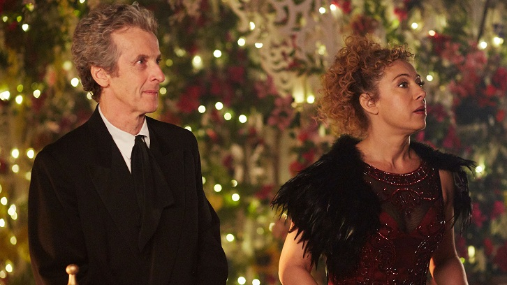 Doctor Who - The Husbands of River Song - Advance Preview + Dialogue Teasers