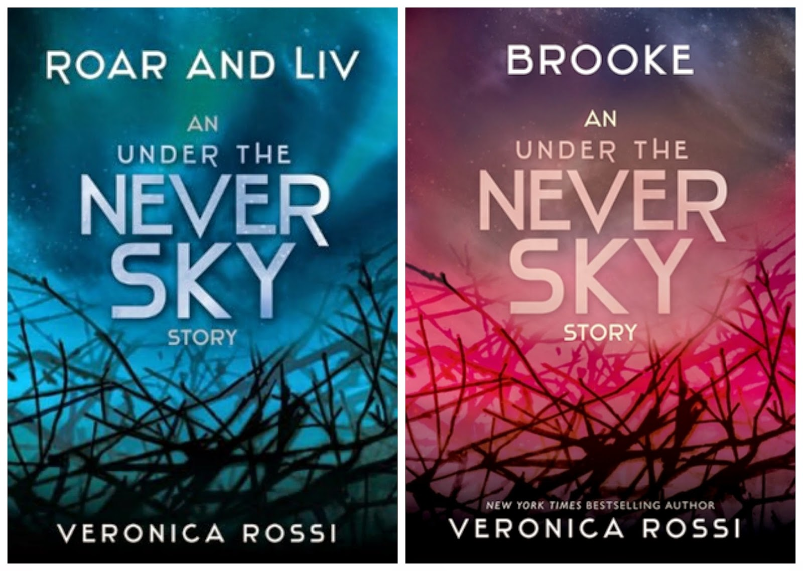 Under the Never Sky novellas - Veronica Rossi